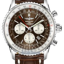 Breitling Navitimer Rattrapante Steel 45mm Bronze United States of America, New York, Airmont