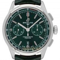 Breitling for Bentley neu 2020 Automatik Chronograph Uhr mit Original-Box und Original-Papieren AB0118A11L1X1