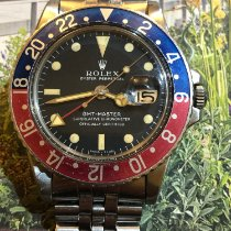 Rolex GMT-Master 1675 long E Very good Steel Automatic