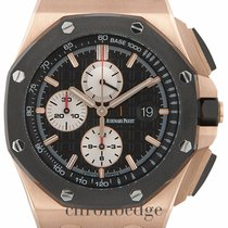 Audemars Piguet 18ct Rose Gold Royal Oak Offshore (AP Serviced...
