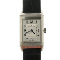 Jaeger-LeCoultre Reverso Classic Small Staal 33mm Zilver Arabisch
