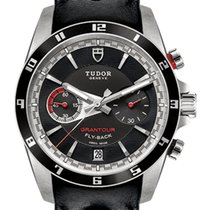 Tudor Grantour Chrono Fly-Back Steel 42mm Black