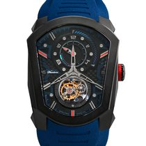Phantoms Steel Manual winding Blue Arabic numerals 41.6mm new