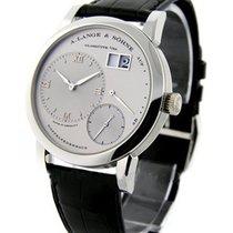 A. Lange & Söhne 101.025 Lange 1 Mens Mechanical in Platinum -...