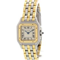 Cartier Panthere Two Tone Watch 112000
