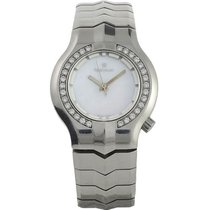 TAG Heuer Alter Ego Acero 29mm Blanco