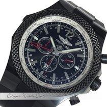 Breitling Bentley GMT Midnight Chronograph Stahl M4736267