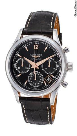 Коллекции часов от Longines швейцарское качество с 1832