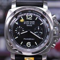 Panerai Luminor 1950 Flyback Chronograph Automatic Pam 212...