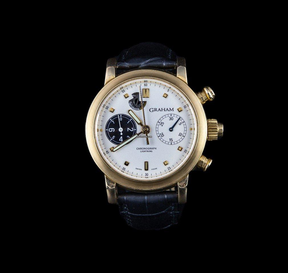 1070d979ea73 Relojes Graham - Precios de todos los relojes Graham en Chrono24