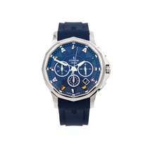Corum Admiral's Cup Legend Chronograph - 42 mm in Blue