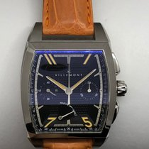 Villemont Steel Automatic 4010.005 new
