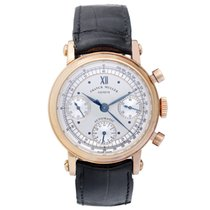 Franck Muller Chronograph 36mm Automatic pre-owned Silver