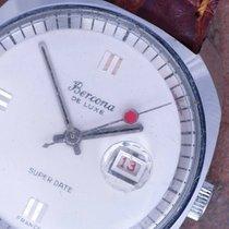 Cattin 35mm Handopwind 1960 tweedehands Zilver