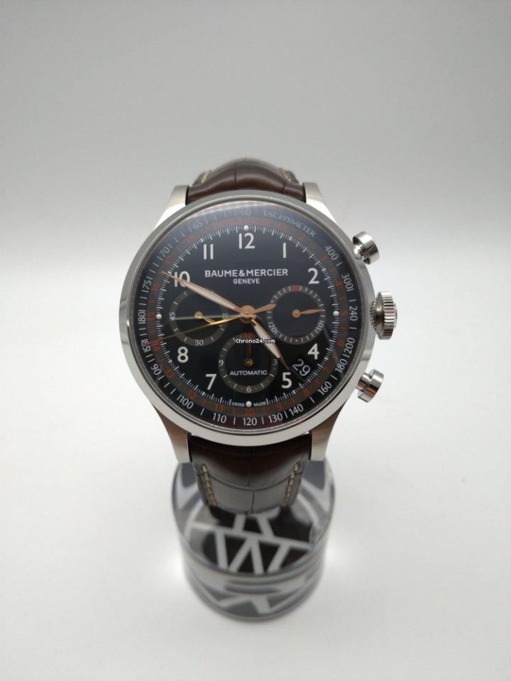 Часы механические baume mercier moa08693