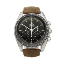 Omega Speedmaster Professional Moonwatch Acero 40mm Negro