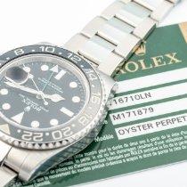 Rolex 116710LN Stahl 2007 GMT-Master II 40mm neu Schweiz, Lugano