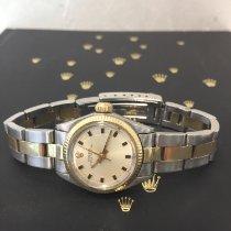 Rolex Oyster Perpetual Oro/Acciaio Senza numeri Italia, rimini