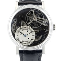 Breguet Tradition Platine 42mm Argent Romain
