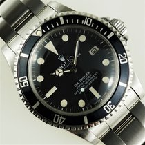 Rolex 1665 Steel 1978 Sea-Dweller 40mm pre-owned
