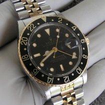 Rolex GMT-Master Gold/Steel 40mm Black No numerals United States of America, Pennsylvania, HARRISBURG