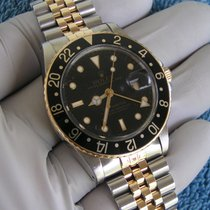 Rolex GMT-Master Gold/Steel 40mm Black No numerals United States of America, Pennsylvania, HARRISBURG