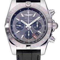 Breitling Chronomat 44 GMT Stahl 44mm Schwarz Keine Ziffern Deutschland, Frankfurt am Main