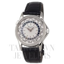 Patek Philippe World Time 5110G/001 pre-owned