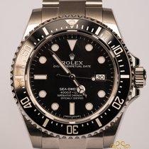 Rolex Sea-Dweller pre-owned 40mm Black