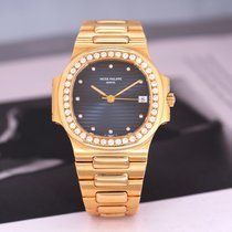 Patek Philippe Nautilus Yellow gold
