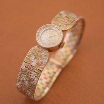 롤렉스 옐로우골드 15.5mm 수동감기 - 중고시계