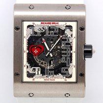 Richard Mille Bjelo zlato Automatika RM 016 rabljen