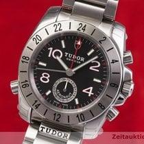 Tudor Sport Aeronaut Steel 40.5mm Black