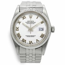 Rolex Datejust 16030 Very good Steel 36mm Automatic