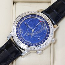 Patek Philippe Grand Complications Celestial 18K White Gold.
