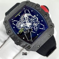 Richard Mille Rafael Nadal NTPT on Black Velcro