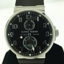 Ulysse Nardin Marine Chronometer 41mm new Automatic Watch with original box and original papers 263-66-3/62