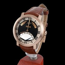 Pierre Kunz Rose gold 41mm Automatic pka 007 srl pre-owned