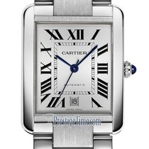 Cartier Tank Solo new Automatic Watch with original box