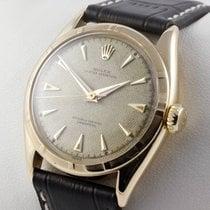 Rolex Bubble Back 6085 Bubbleback WAFFLE 1952 occasion