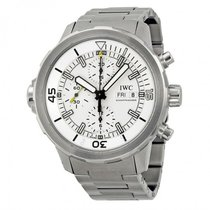 IWC Aquatimer Chronograph Steel 44mm Silver No numerals United States of America, New York, Greenvale