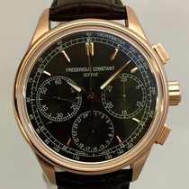 Frederique Constant Manufacture Flyback Chronograph New...