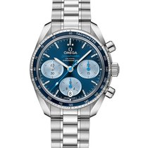 Omega Speedmaster 38 Co-Axial Chronograph 38 mm Orbis