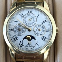 Omega Louis Brandt Perpetual Calendar Moon Phase