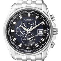 Citizen AT9030-55L CITIZEN  H820 Radiocontrollato 44mm.Acciaio/Nero new