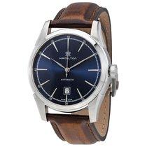 Hamilton Spirit of Liberty Blue Dial Automatic Men's Watch...