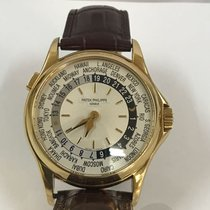 Patek Philippe 18K Yellow Gold World Time 5110j