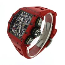 Richard Mille RM 11-03 RED QTPT Flyback Chrono Quartz RM 11-03...