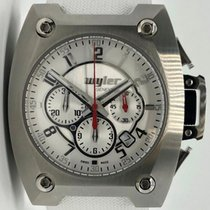 Wyler 43mm Automatic 2000 pre-owned Code R White