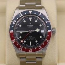 Tudor M79830RB-0001 Steel Black Bay GMT 41mm